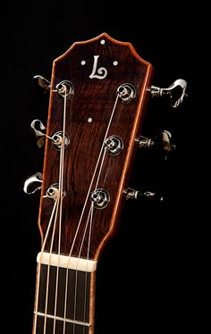 c72be0a7420 June 2012 Custom Brazilian Rosewood Guitar built by NC luthier Jay Lichty  of Lichty Guitars