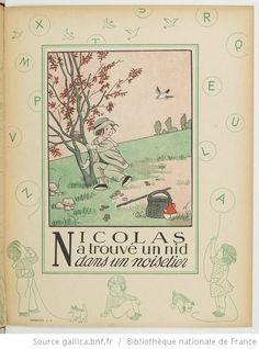 Alphabet en images : 31 gravures en couleur / par Marie-Madeleine Franc-Nohain