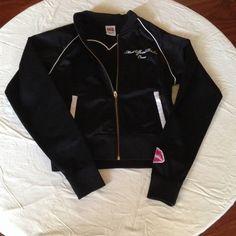 Original MTTB Black MOB Logo Jacket Original Married to the Mob Black Logo Jacket Married to the Mob Jackets & Coats