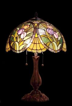 Hey, I found this really awesome Etsy listing at https://www.etsy.com/listing/159337176/tiffany-style-stained-glass-table-lamp