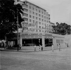 Kimberly Road  next to Princess cinema