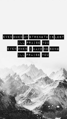 Even When it Hurts - Hillsong