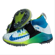 Nike Alpha Accelerate 3 Full Spike Cricket Shoes 7fd6a9ad3