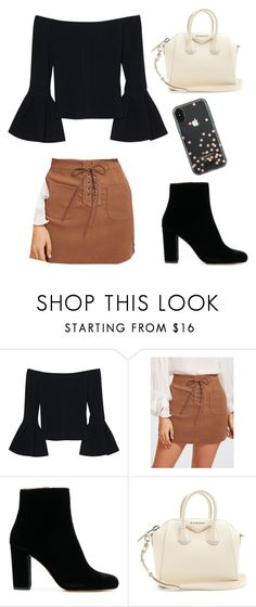 """Untitled #63"" by ashlynnebagnal on Polyvore featuring Alexis, Givenchy and Kate Spade"