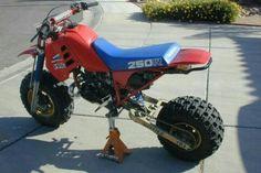 ATC Two Wheel Missile Kit Conversion - Motocross Online Magazine Pit Bike, Mini Motorbike, Scrambler Motorcycle, Bobber, V Max, Drift Trike, Honda Bikes, Vintage Motocross, Engin