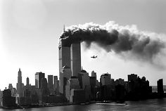 9-11 NYC. September 11, 2001.