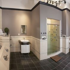 Grey And White Bathroom Ideas, Pictures, Remodel and Decor