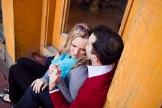 Downtown Boston Engagement Shoot   Nicole Chan Photography << Adorable!