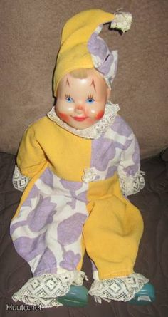100 years old doll