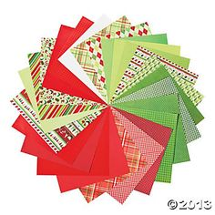 Bright Christmas Paper Pack