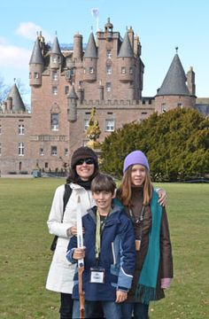 A Family Vacation in Scotland with Adventures by Disney