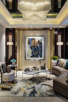 Fancy Houses Interior