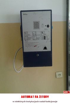automat na żetony