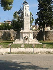 fano città -Monumento ai caduti della città di Fano. Cerca con Google