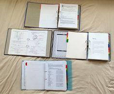 How to Organize School Binders -- via wikiHow.com