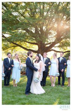 Lewis Ginter Botanical Garden Wedding Photos Richmond Virginia Spring