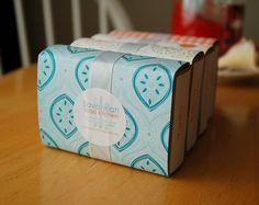 Savannah Soap Kitchen Packaging Design