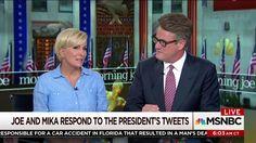 'Morning Joe' Scores Huge Ratings Win in Wake of Trump Tweets #FansnStars