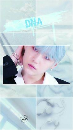 Yoongi || DNA wallpaper ♡