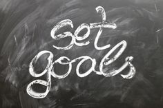 There is a whole ocean of information out there goal setting, some of it quite confusing and contradictory. Here is my advise on how to set your goals.