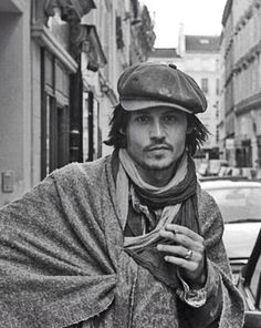 Johnny Depp - Celebrity Twitter Pictures