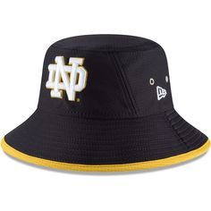 Develop a look that will make your fierce Notre Dame Fighting Irish pride apparent to everyone with this exciting Hex Team Bucket hat from New Era! Irish Hat, Unique Formal Dresses, Irish Pride, Fighting Irish, Notre Dame, Superstar, Adidas Originals, Bucket Hat, Navy
