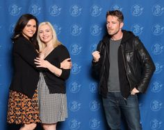 Awesome Lana Sean with Kristen Swan Mills #EmeraldCityComicCon #Seattle #Washington Sunday 4-10-16