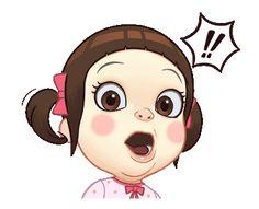 Cartoon Gifs, Baby Cartoon, Cartoon Art, Cartoon Stickers, Cat Stickers, Black Betty Boop, Cute Cartoon Pictures, Cute Love Gif, Bad Art