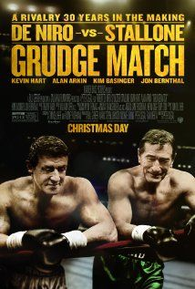 Grudge Match (2013): They did a great job playing off of Rocky & Raging Bull without turning it into satire. A fun couple of hours!