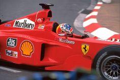 Michael Schumacher (GER) (Scuderia Ferrari Marlboro), Ferrari F399 - Ferrari Tipo 048 3.0 V10 (finished 1st)  1999 Monaco Grand Prix, Circuit de Monaco