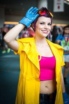 Jubilee Cosplay - #SDCC San Diego Comic Con 2014