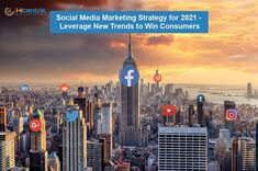 Learn to know about Social Media Marketing Strategy for 2021. Click on the link and find some amazing strategies that can help you Win Consumers. #blog #SMO #socialmediamarketing #strategy #marketingstrategy #socialmediatips #brand #brandawareness #platform #leads #sale #digitalmarketing #MarketingAgency #learning #marketingstrategy #onlinemarketing #HIcentrik Social Media Branding, Social Media Tips, Social Media Marketing, Online Marketing, Digital Marketing, New Trends, Skyline, Platform, Learning