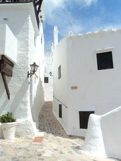 Spain, Baleares, Menorca, Binibeca