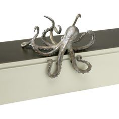 There's an octopus on your shelf! Cyan Design Octopus Shelf Decor | Pure Home