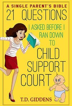 Available for purchase on Amazon kindle books, B&N Nook, and Kobo December 1, 2014. http://www.mynewssplash.com/news/books/21-questions-i-asked-before-i-ran-down-to-child-support-court-now-available/article153995.html