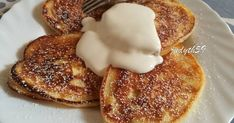 Waffles, Pancakes, French Toast, Deserts, Food And Drink, Breakfast, Simple, Sweet, Recipes