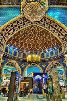 Ibn Battuta Mall #IbnBattuta #mall #Dubai
