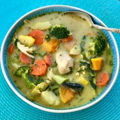 Fighting Colds & Flus, and My Healing Chicken Soup Recipe! - Quirky Cooking