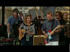 Eric Clapton with one of his big influences, JJ Cale - Call Me The Breeze
