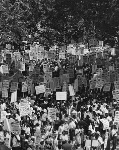 'I Have a Dream' 50 Years Later: Remembering MLK's March on Washington, August 28,1963