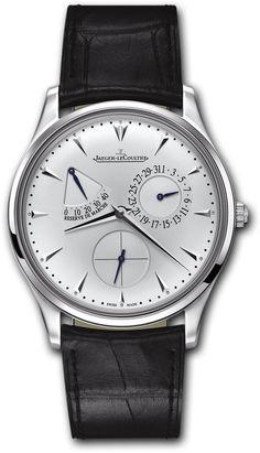 Jaeger LeCoultre Watch Master Ultra Thin Reserve de Marche
