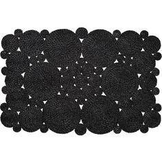 punch doormat  | CB2