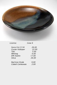Image result for Courtney Murphy ceramic glaze recipe