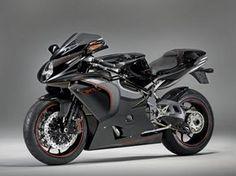 MV Agusta - voted the worlds best looking bike!