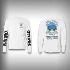 Skirt Chaser Fishing Team Shirts - Performance Shirt - Fishing Shirt