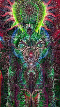 Le Vent Se Leve, Arte Alien, Psychadelic Art, Chakra Art, Esoteric Art, Trippy Wallpaper, Psy Art, Hippie Art, Dope Art