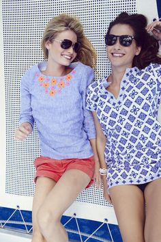 These tops are so beautiful, but are great for everyday in the summer.