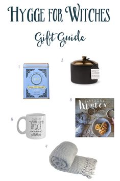 Hygge for Witches Gift Guide | The Witch of Lupine Hollow