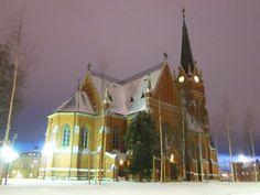 La Catedral Luleå