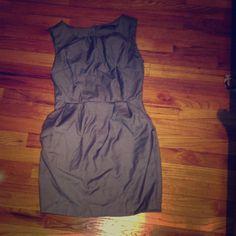 "Spotted while shopping on Poshmark: ""Gray dress""! #poshmark #fashion #shopping #style #Forever 21 #Dresses & Skirts"